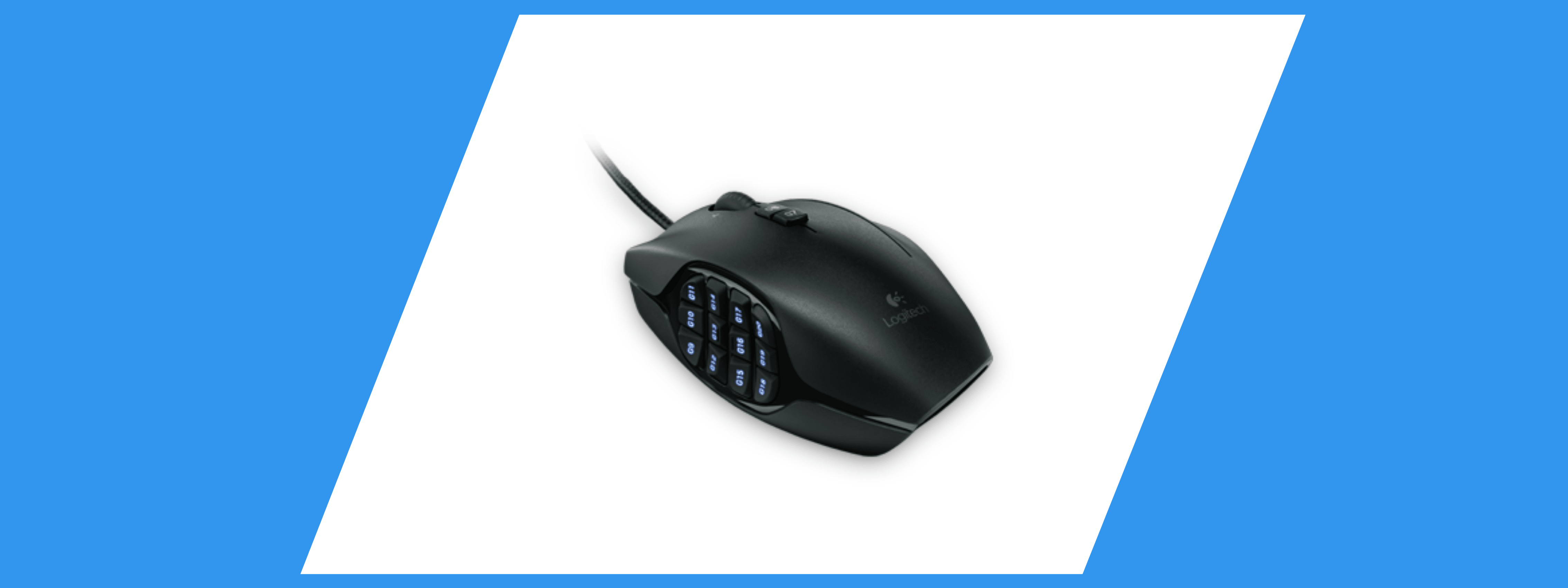 Logitech G600 MMO Software