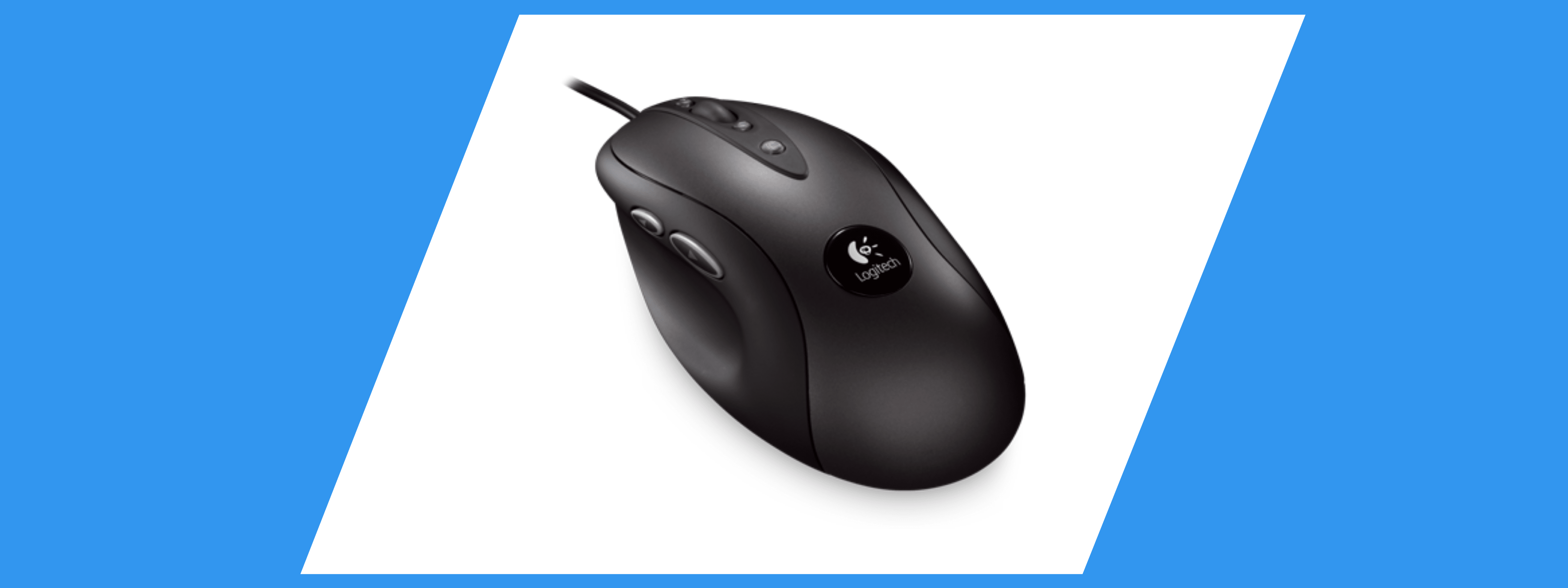 Logitech Optical Gaming Mouse G400 Software
